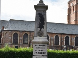 Photo paysage et monuments, Arnèke - le Monument Aux Morts