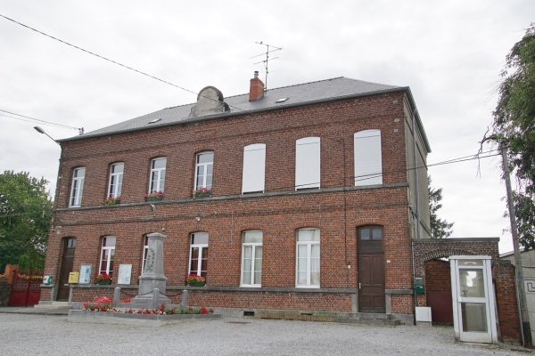 Photo Bas-Lieu - la mairie