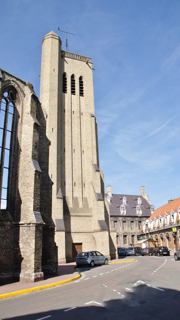 Photo Bergues - église St Martin