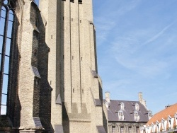 Photo paysage et monuments, Bergues - église St Martin