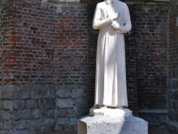 Photo paysage et monuments, Bersée - /église St Etienne