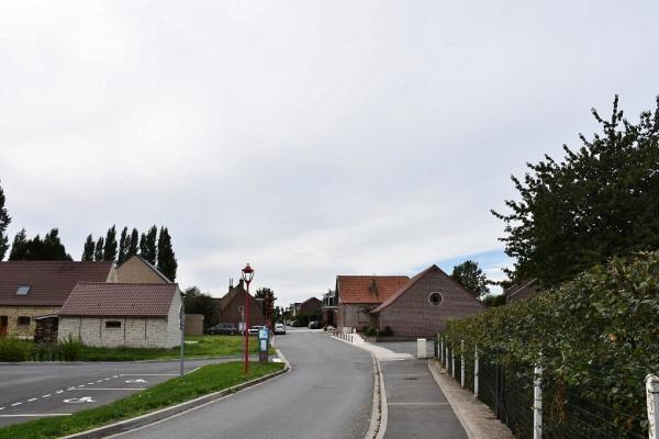 Photo Bissezeele - le village