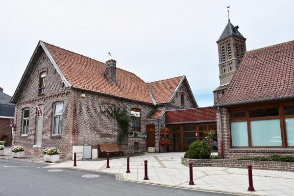 Photo Bissezeele - la Mairie