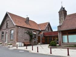 Photo paysage et monuments, Bissezeele - la Mairie