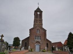 Photo paysage et monuments, Bissezeele - église saint omer