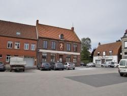 Photo paysage et monuments, Bollezeele - le village
