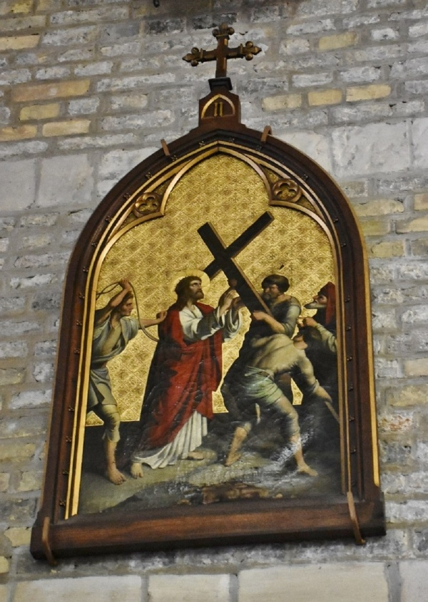 Photo Bourbourg - église Saint Jean baptiste