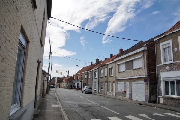 Photo Bourbourg - le village