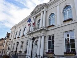 Photo paysage et monuments, Bourbourg - la Mairie