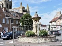 Photo paysage et monuments, Bourbourg - le village