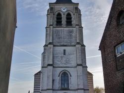 Photo paysage et monuments, Camphin-en-Carembault - église Saint Médard