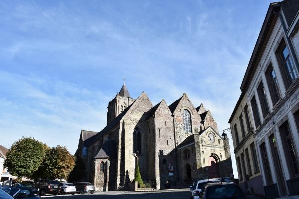 Photo Cassel - église Notre Dame