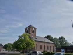Photo paysage et monuments, Château-l'Abbaye - église Saint Nicaise