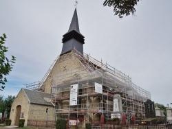 Photo paysage et monuments, Crochte - église Saint Georges