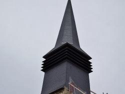 Photo paysage et monuments, Crochte - Le Clocher église Saint Georges