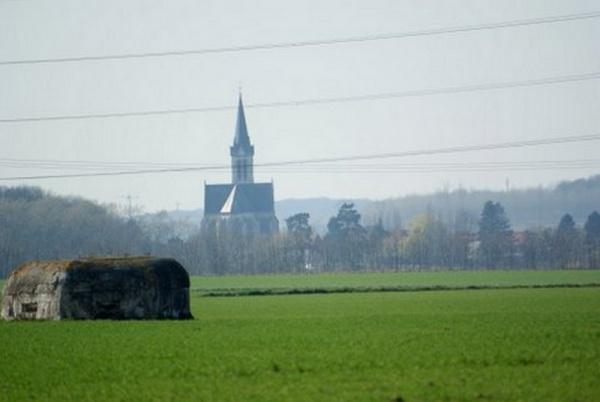 Photo Cysoing - Eglise de BOUVINES