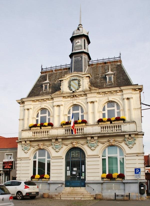 Photo Cysoing - la mairie