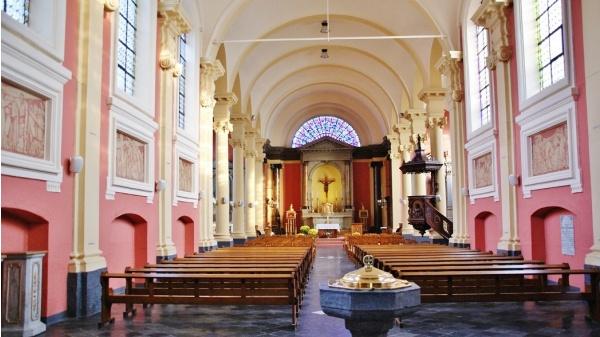 Photo Cysoing - église saint Calixte