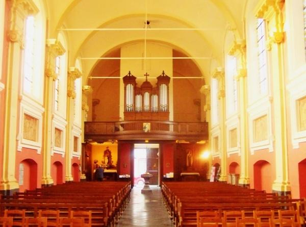 église saint Calixte