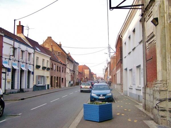 Photo Cysoing - le village
