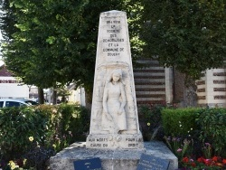 Photo paysage et monuments, Douchy-les-Mines - le Monument Aux Morts
