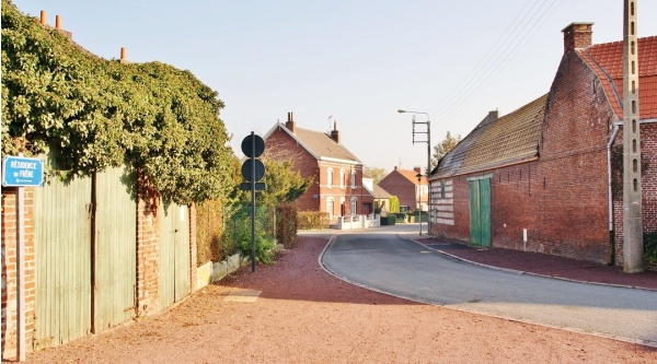 Photo Ennevelin - le village