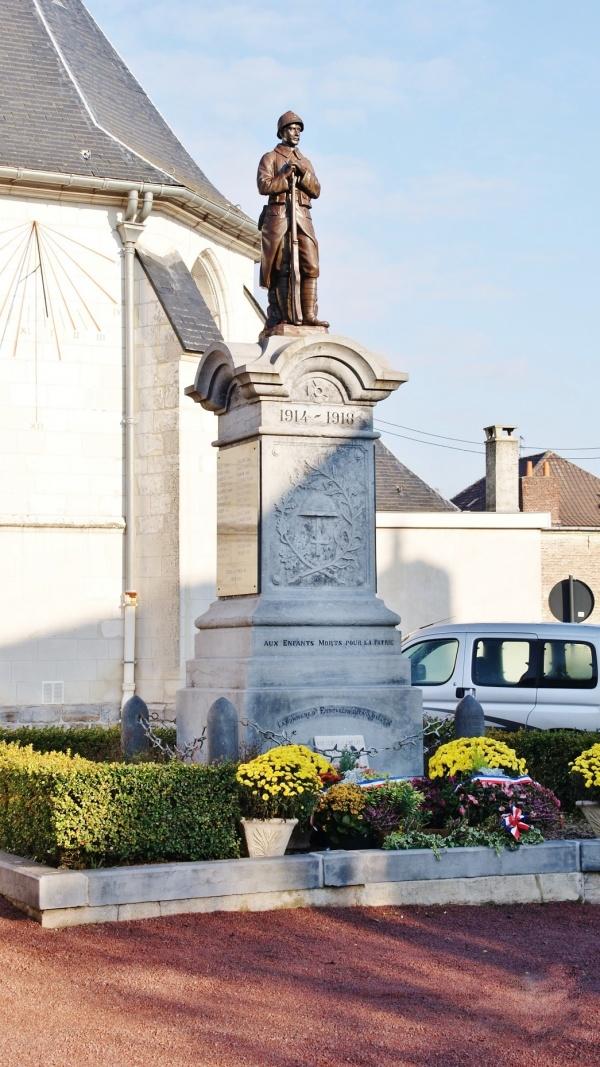 Photo Ennevelin - le monument aux morts