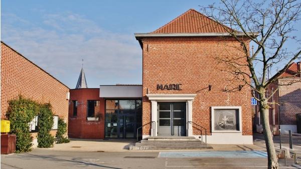 Photo Ennevelin - la mairie