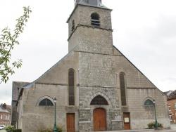 Photo paysage et monuments, Étroeungt - église saint Martin