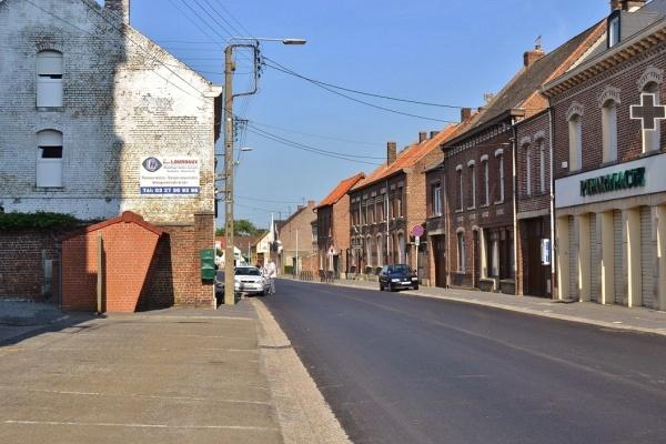 Photo Féchain - La Commune
