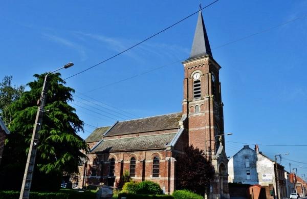 Photo Féchain - L'église