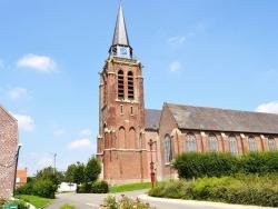 Photo paysage et monuments, Flêtre - L'église