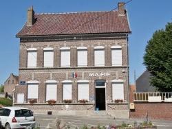 Photo paysage et monuments, Fressain - la Mairie