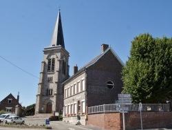 Photo paysage et monuments, Fressain - église Saint Georges