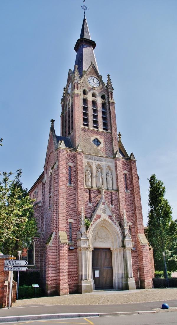 Photo Godewaersvelde - L'église