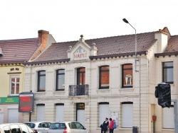 Photo paysage et monuments, Gondecourt - La Mairie