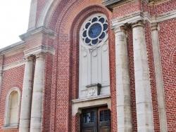 Photo paysage et monuments, Gondecourt - église St Martin