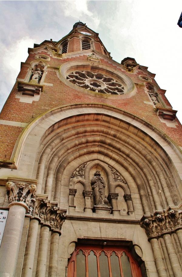 Photo La Gorgue - L'église