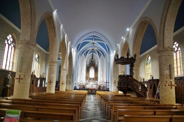 Photo Gravelines - église saint Willibrord