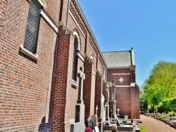 Photo paysage et monuments, Gruson - L'église