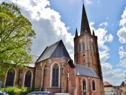 Photo paysage et monuments, Hazebrouck - L'église