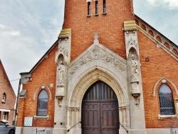 Photo paysage et monuments, Illies - L'église
