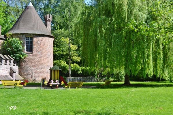 Photo Lannoy - Château des Croisiers ( Parc )