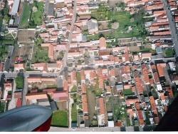 Photo paysage et monuments, Lécluse - Lecluse vue de haut 1