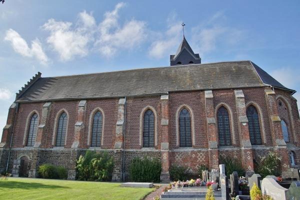 Photo Ledringhem - église Saint Omer