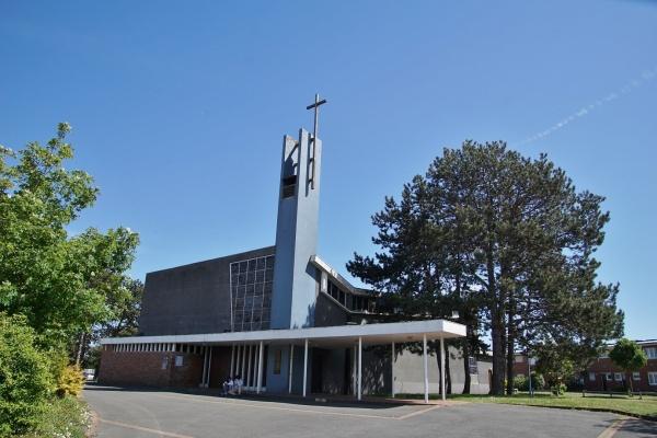 église Jesus Ouvrier