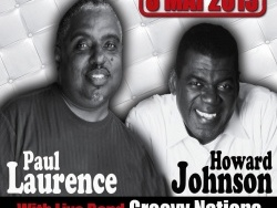The New Funky Party 9 - PAUL LAURENCE & HOWARD JOHNSON - Live !!!