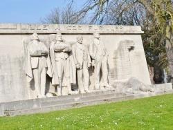 Photo paysage et monuments, Lille - le Monuments Aux Morts
