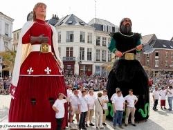 Photo paysage et monuments, Lille - les geant
