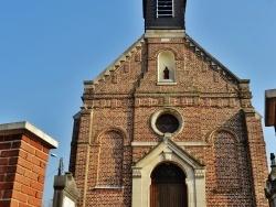 Photo paysage et monuments, Loffre - .église Saint-Roch